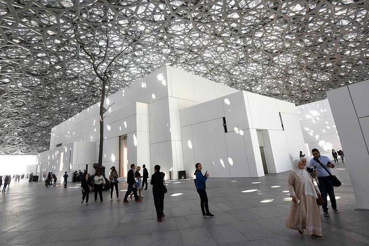 Full Day Abu Dhabi City Tour - Abu Dhabi Louvre Museum & the Grand Mosque & More, Abu Dabi, EMIRATOS ARABES UNIDOS