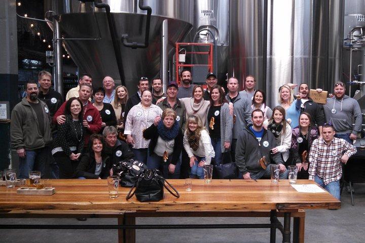Cincinnati Original Craft Brewery Small-Group Tour, Cincinnati, OH, ESTADOS UNIDOS