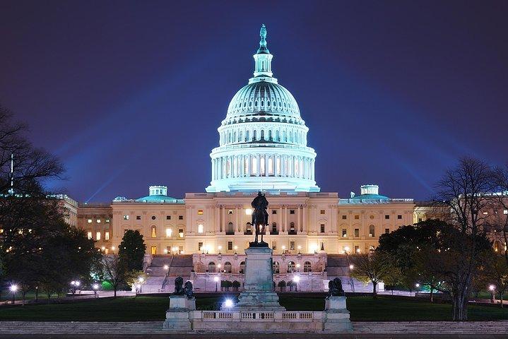 Washington DC After Dark Wonder Tour, Washington DC, ESTADOS UNIDOS