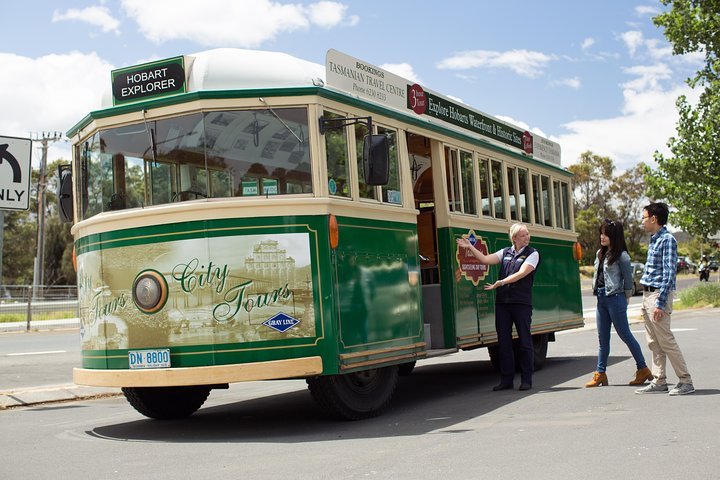 Hobart City Sightseeing Tour Including MONA Admission, Hobart, AUSTRALIA