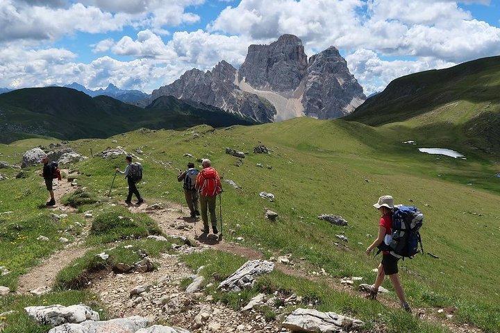 Guided Trekking in the Dolomites - Alta Via 1, Cortina d Ampezzo, Itália