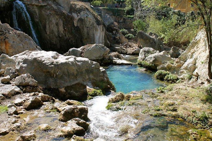 Guadalest and Algar Springs Guided Tour from Alicante, Alicante, ESPAÑA