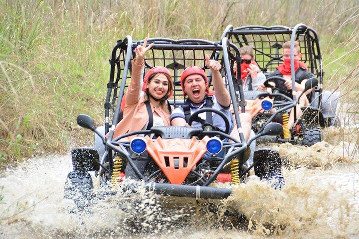 Buggy Safari at Koprulu Canyon National Park - 20 km riding experience, Side, TURQUIA