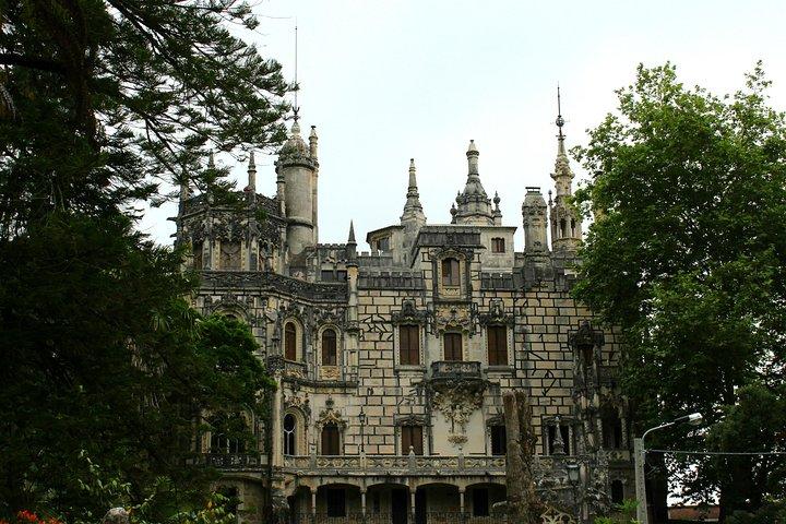 Recorrido de día completo por Sintra para grupos pequeños: Deje que el cuento de hadas comience, Lisboa, PORTUGAL