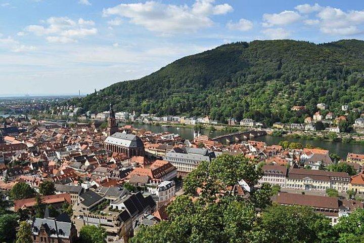 Experiência Noturna em Heidelberg: excursão particular, Castelo em Heidelberg e HeidelbergCard, Heidelberg, Alemanha