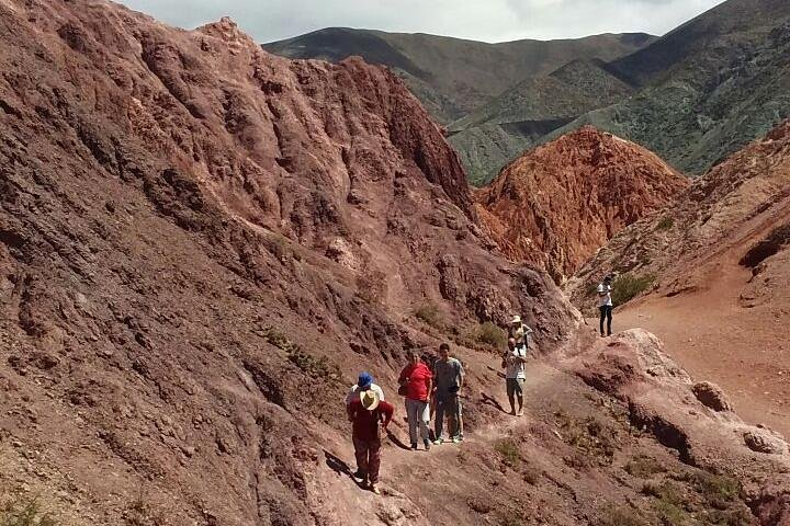 Full-Day Tour Salinas Grandes, Purmamarca whith trekking and More from Salta, Salta, ARGENTINA