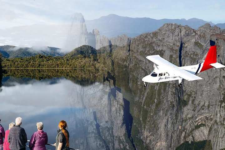 Strahan Day Trip by Air from Hobart Including a Gordon River Cruise, Hobart, AUSTRALIA