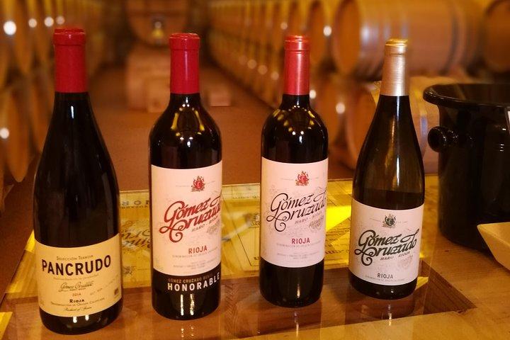 Excursión A Diferentes Bodegas De La Rioja Desde San Sebastián, San Sebastian, ESPAÑA
