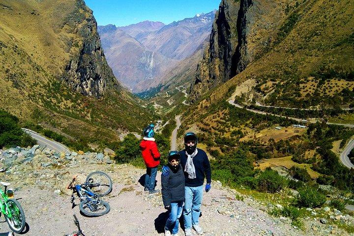 MTB: Abra Malaga Ride, Cusco, PERU
