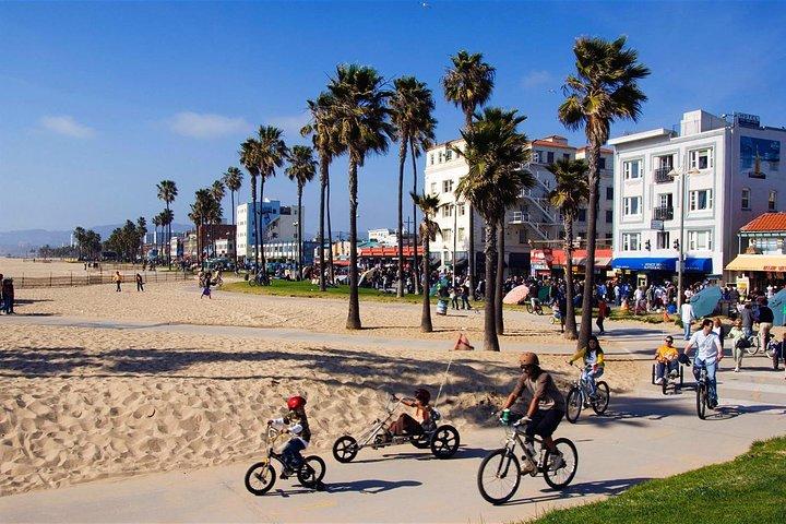 Private 4-Hour Tour: Hollywood, Santa Monica and Venice, Los Angeles, CA, ESTADOS UNIDOS