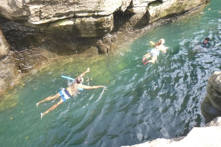 Cangilones - Mini Canyons, Boquete, PANAMA
