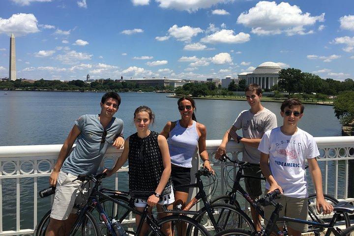 Private Customized DC Sights Biking Tour, Washington DC, ESTADOS UNIDOS