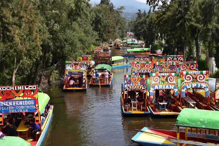 XOCHIMILCO & COYOACAN (Private), Ciudad de Mexico, Mexico