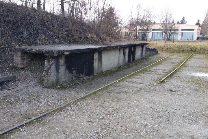 Guided Dachau Concentration Camp Memorial Site Tour with Train from Munich, Munich, GERMANY