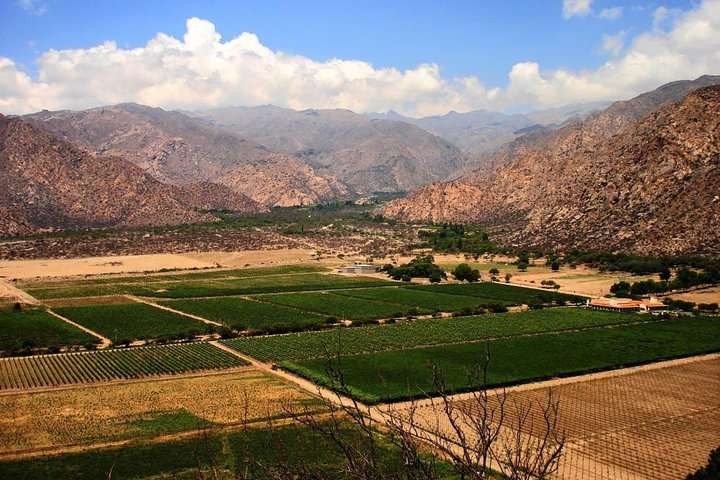 Viagem de um dia para o Vale Calchaqui e a Vinícola Cafayate saindo de Salta, Salta, ARGENTINA