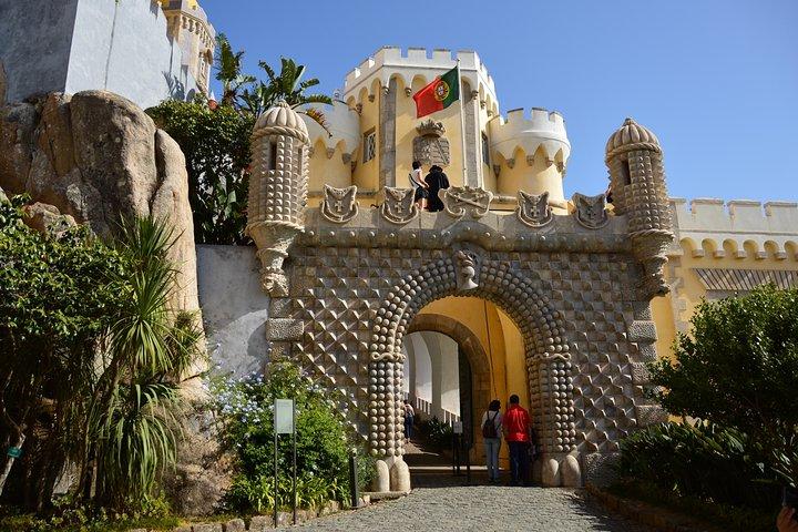 Tour de dia completo a Sintra, el Cabo da Roca y el Palacio da Pena desde Lisboa, Lisboa, PORTUGAL