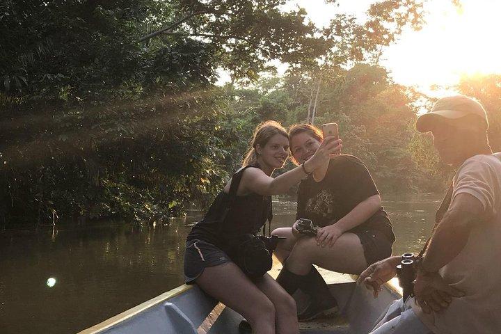 3 or 4 Day Amazon Napo Adventure, Tena, ECUADOR