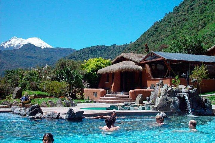 Viagem diurna de Quito para o Spa Termas de Papallacta, Quito, Equador