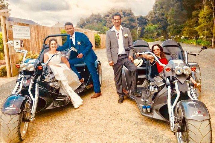 V8 Trike Tours 60 minute Bay of Islands Combo Tour - 2 Passengers, Bahia de Islas, NUEVA ZELANDIA