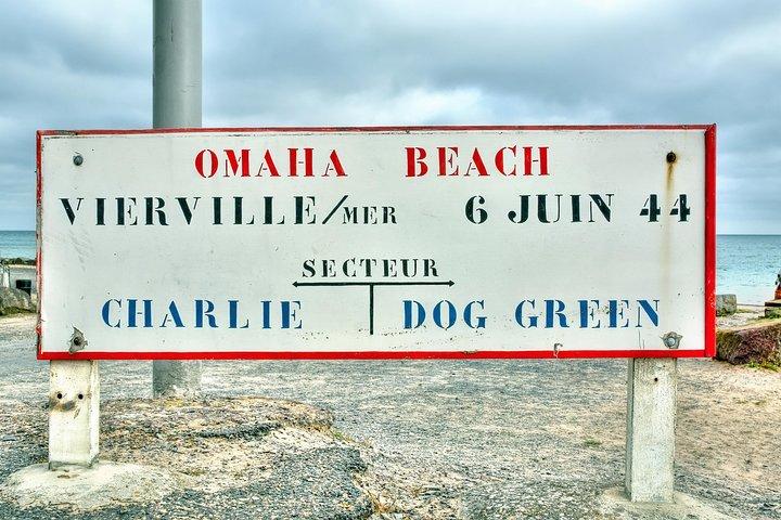 U.S Beaches & D-DAY Sites Private Tour From Bayeux, Bayeux, França