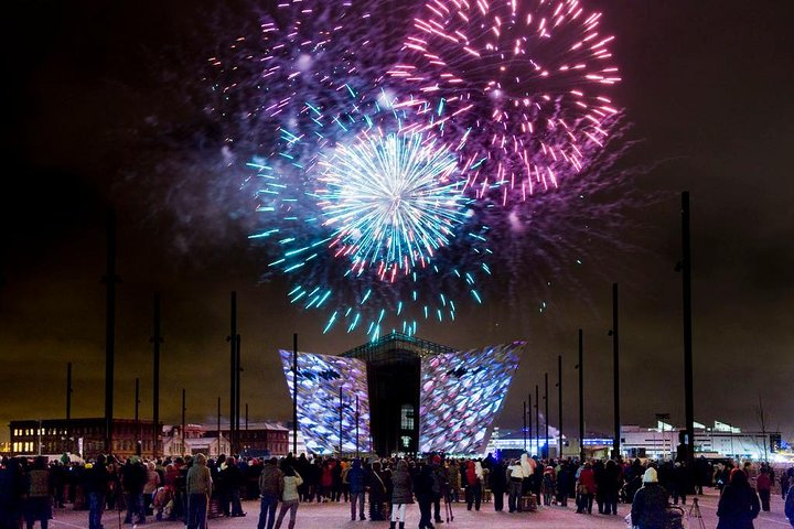 Giant's Causeway, Titanic Experience and Dark Hedges Day Tour from Belfast, Belfast, IRLANDA