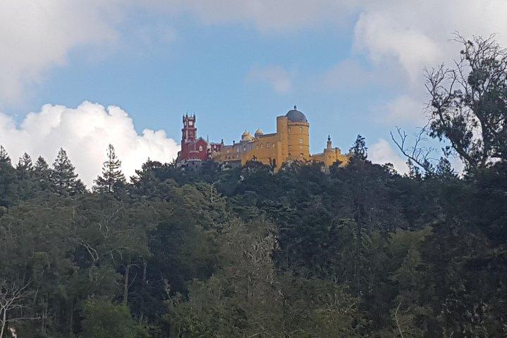 Small group tour to Sintra, Pena Palace, Regaleira, Cabo da Roca and Cascais, Lisbon, PORTUGAL