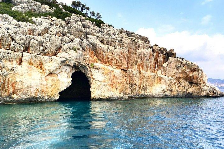 4 Day Gulet Cruise Turkey: From Olympos to Fethiye, Fethiye, TURQUIA