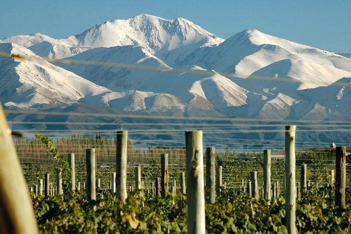 Recorrido por la ciudad de Mendoza, Mendoza, ARGENTINA