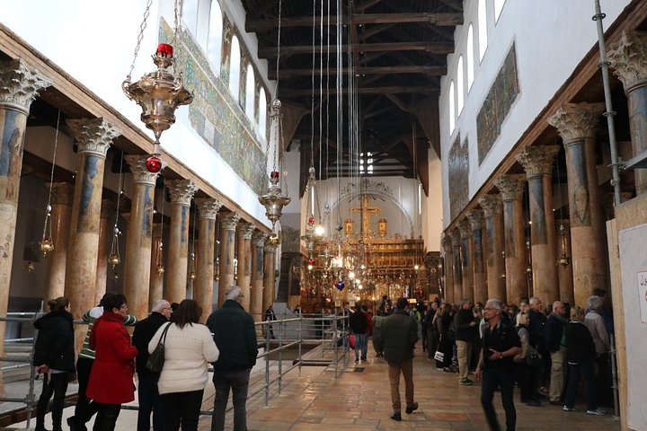 West Bank Tour from Jerusalem and Tel-Aviv, ,