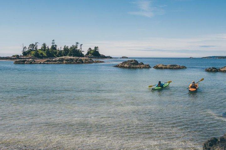 Ucluelet Harbour Kayaking Tour, Isla de Vancouver, CANADA