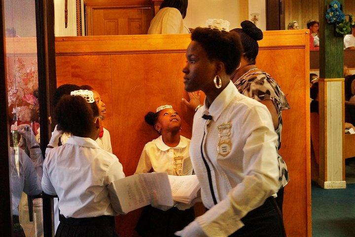 Harlem Gospel Sunday Tour, New York, NY, ESTADOS UNIDOS