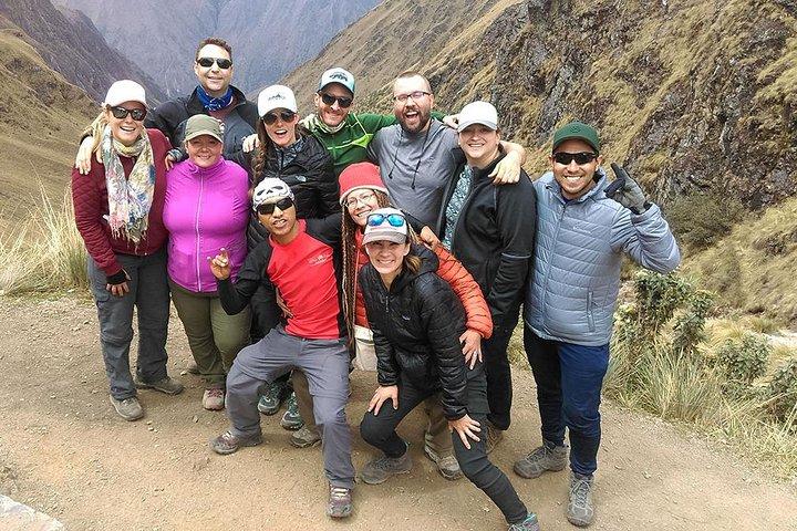 Inca Trail to MachuPicchu 4-Day, Cusco, PERU