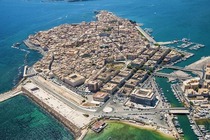 Syracuse Private Daytrip from Taormina, Taormina, Itália