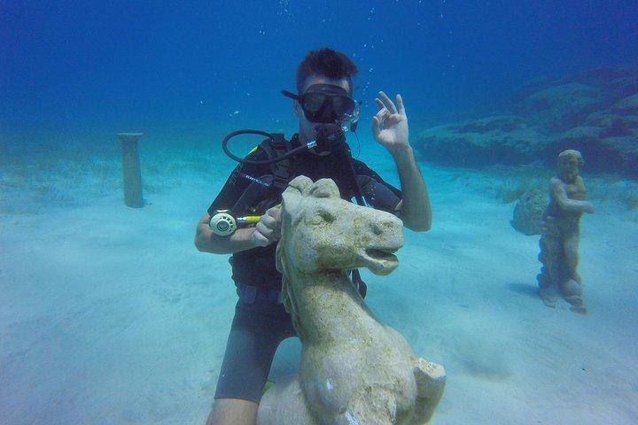 Discover Scuba diving, Ayia Napa, CHIPRE
