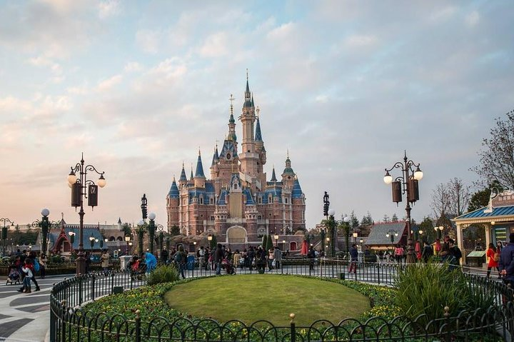 Traslado privado entre Disneyland Shanghái y el Hotel de la ciudad, Shanghai, CHINA