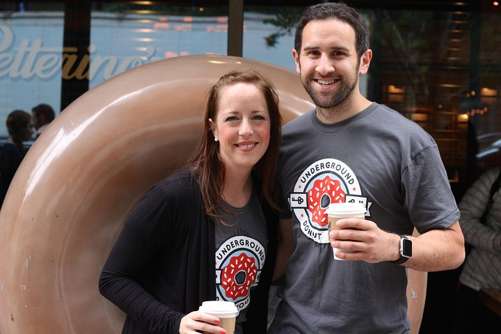 Recorrido Underground Donut: el primer recorrido de Donuts en Chicago, Chicago, IL, ESTADOS UNIDOS