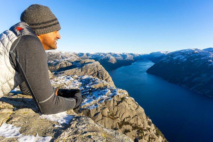 Preikestolen Guided Hike - Low-Season, Stavanger, NORUEGA