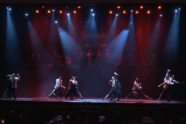 Tango Porteño Tango Show with Optional Dinner and Tango Class, Buenos Aires, ARGENTINA