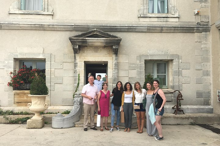 Recorrido vinícola de medio día para grupos pequeños por los castillos de Montpellier, Montpellier, FRANCIA