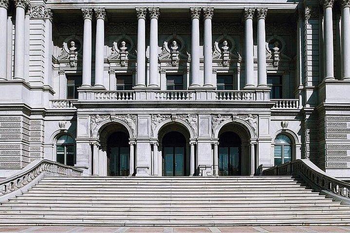 Skip-the-Line National Archives & Capitol Hill Tour - 8ppl Max, Washington DC, ESTADOS UNIDOS
