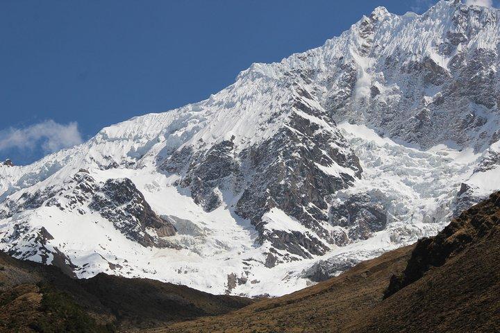 5-Day Salkantay Trek to Machu Picchu with Optional Hot Spring Bath, Cusco, PERU