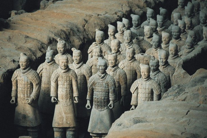 Private Tour: One-Day Xian Trip from Shenzhen by Air, Shenzhen, CHINA