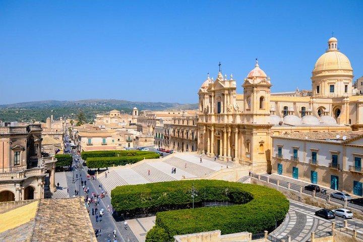 Siracusa - Ortigia & Noto Tour, Catania, ITALIA