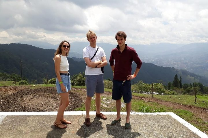 The Best Pablo City Tour In Medellin, Medellin, COLOMBIA