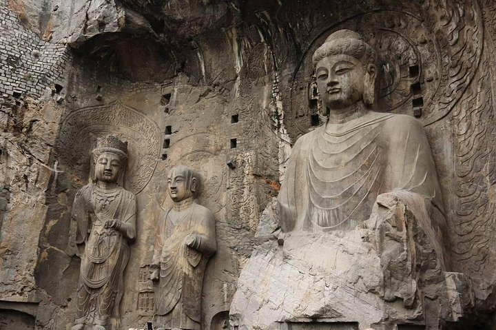 2-Day Luoyang Private Tour: Longmen Grottoes, White Horse Temple, Shaolin Temple, Luoyang, CHINA