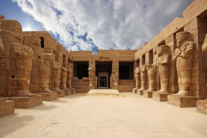 Private Day Tour to East and West Banks of Luxor, Luxor, EGIPTO