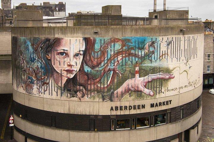 The Dark Side of Aberdeen: A Self-guided Audio Walk, Aberdeen, ESCOCIA