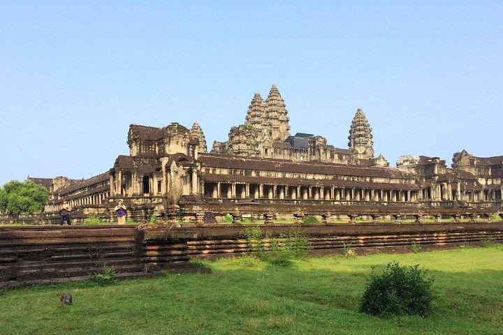 3-Day 'Temples & Tonle Sap' Tour, Siem Reap, CAMBOYA
