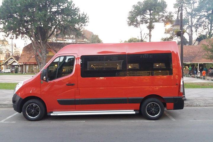 Transfer, Gramado, BRASIL