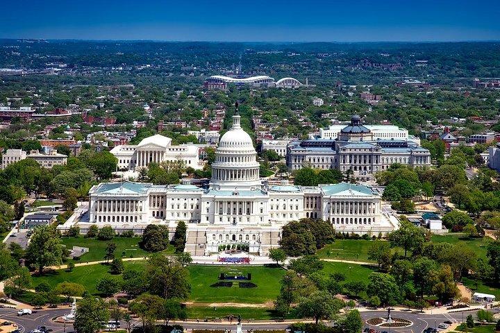 Visita turística privada de medio día privada a Washington DC, Washington DC, ESTADOS UNIDOS